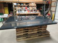 Used 15-18 Ford F-150 6.5ft Short Bed Guard Effect Metallic Undercover Elite LX Truck Lid - Image 8