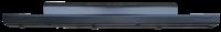Rocker Panels - Chevy - 07-13 Chevy Silverado/GMC Sierra Standard Cab Slip On Rocker Panels w/ Sills, RH Passenger's Side