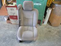 New and Used OEM Seats - Chevy/GMC Replacement Seats - 03-06 Chevy Silverado Tan Cloth RH Passenger Side 40/20/40 Bucket Seat