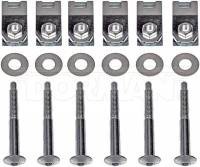 Ford Replacement Truck Bed Bolts - Dorman - 97-14 Ford F-150/F-250/Lobo Truck Bed Mounting Hardware