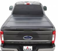 Tonneau Covers  - Import Tonneau Covers - Lund - 16-20 Nissan Titan XD/17-20 Nissan Titan 6.5Ft Short Bed Lund Trilogy Tonneau Cover