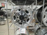 Wheels - Chevy/GMC Wheels - 99-06 Chevy/GMC 2500/3500 Truck 8 Lug 16 in. Wheel polished