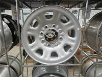 Wheels - Chevy/GMC Wheels - 11-19 GMC Sierra 2500/3500/Denali Chevy Silverado 2500/3500 18 in. 8 Lug Silver Steel Wheel