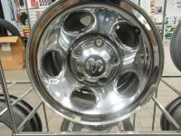 Wheels - Other Wheels - 94-03 Dodge Van 15x7 5 Lug Chrome Steel Wheels