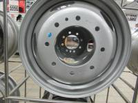 Wheels - Chevy/GMC Wheels - 11-19 GMC Sierra 3500/Denali Chevy Silverado 3500 17x6.5 8 Lug Steel(inner)/Aluminum Wheel