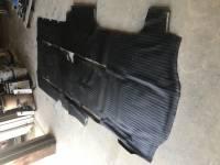 Carpeting - Chevy/GMC Carpeting - 03-19 Chevy Express/GMC Savanna Van Black Vinyl Floor Mat