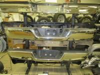 Used Bumpers - Dodge Used Bumpers - 09-18 Dodge Ram 1500/2500/3500 Chrome Rear Bumper with RH plug w/o sensor hole