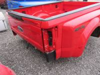 17-C Ford F-250/F-350 Super Duty Truck Beds - Dually Bed - New 17-C Ford F-250/F-350 Super Duty Race Red 8ft Long Dually Bed Truck Bed