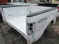 04-08 Ford F-150 Truck Beds - 5.5ft Short Bed - Used 04-08 Ford F-150 White 5.5ft Short Truck Bed