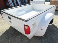 99-16 Ford F-250/F-350 Super Duty Truck Beds - Dually Bed - New 11-16 Ford F-350 Superduty 8ft White Dually Long Bed ***** Fits 99-10 Ford F-350 Superduty 8ft Dually Long Bed ****