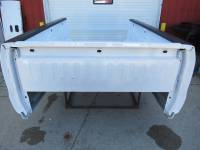14-18 Chevy Silverado - 8ft Long Bed - New 14-18 Chevy Silverado White 8ft Long Truck Bed