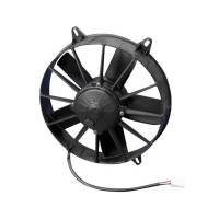 "Air Filters - Universal Air Filters - K&N - SPAL Automotive 30102054 - 11"" High Performance Puller Fan with Paddle Blades, 12V"