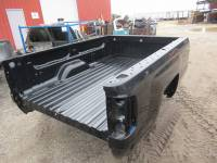 14-18 Chevy Silverado - 8ft Long Bed - New 14-18 Chevy Silverado Black 8ft Long Truck Bed