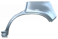 Wheel Arch - Honda - Key Parts - 07-11 Honda CRV Rear Wheel Arch LH Driver's Side
