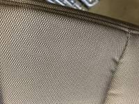 17-19 Ford F-250/F-350/F-450 SD OEM TAN 40-20-40 Cloth Jump Seat Center Console - Image 12