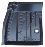 07-13 Chevy/GMC Pickup/SUV RH Passengers Side Floor Pan