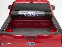 Tonneau Covers  - Ford Tonneau Covers - 15-20 Ford F-150 5.5ft Short Bed Hard Roll Up Bed Cover