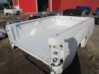 07-13 GMC Sierra - 8ft Long Bed - New 07-13 GMC Sierra 1500/2500/3500 White 8ft Long Bed