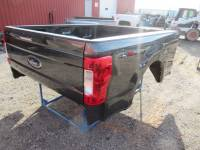 17-C Ford F-250/F-350 Super Duty Truck Beds - 6.9ft Short Bed - New 17-C Ford F-250/F-350 Super Duty Charcoal 6.9ft Short Truck Bed