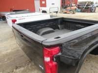 20-C Chevy Silverado HD - 6.9ft Short Bed - New 20-C Chevy Silverado HD Black 6.9ft Short Truck Bed