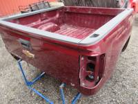 14-18 Chevy Silverado - 5.8ft Short Bed - 14-18 Chevy Silverado Burgundy 5.8ft Short Truck Bed