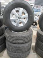"Takeoff Wheels & Tires - Import Wheels & Tires - 07-19 Mercedes-Benz Sprinter 2500 Van 16"" 6 Lug Aluminum Wheel with LT245/75R16 Michelin Agilis LTX tires"