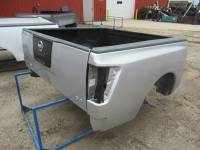 Import Truck Beds - Nissan - Used 04-07 Nissan Titan White 5.5ft Short Bed