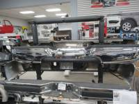 Used Bumpers - Ford Used Bumpers - OEM - Used 99-07 Ford F-250/F-350 Superduty Rear Chrome Bumper