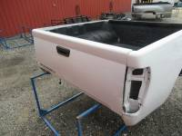 Chevrolet & GMC Truck Beds - Chevy Colorado/GMC Canyon Truck Beds - Used 04-13 Chevy Colorado/GMC Canyon 5ft White Truck Bed