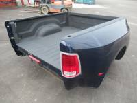 09-18 Dodge Ram Truck Beds - Dually Bed - Used 10-18 Dodge Ram 3500 6.4ft  Short Blue Mega Cab Dually Truck Bed