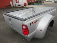99-16 Ford F-250/F-350 Super Duty Truck Beds - Dually Bed - New 11-16 Ford F-350 Superduty 8ft Silver Dually Long Bed ***** Fits 99-10 Ford F-350 Superduty 8ft Dually Long Bed ****