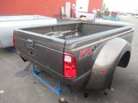 99-16 Ford F-250/F-350 Super Duty Truck Beds - Dually Bed - New 11-16 Ford F-350 Superduty 8ft Brown Dually Long Bed ***** Fits 99-10 Ford F-350 Superduty 8ft Dually Long Bed ****