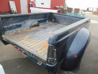 99-16 Ford F-250/F-350 Super Duty Truck Beds - Dually Bed - Used 11-16 Ford F-250/F-350 Super Duty Dually Blue 8ft Long Bed