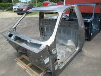 Truck Cabs & Cab Clips - Chevy/GM Truck Cabs and Cab Clips - 07-13 Chevy Silverado Regular Cab Silver Truck Cab Shell