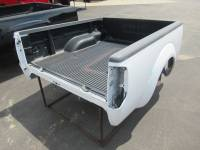 Import Truck Beds - Nissan - Used 05-08 Nissan Frontier King Cab White 6ft Short Bed
