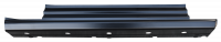 Rocker Panels - Chevy - Key Parts - 14-18 Chevy Silverado/GMC Sierra Standard Cab Slip on Rocker Panel W/ Sills RH Passengers