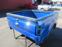 09-14 Ford F-150 Truck Beds - 5.5ft Short Bed - Used 09-14 Ford F-150 Blue 5.5ft Short Truck Bed