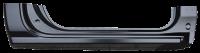 Rocker Panels - Chevy - Key Parts - 14-18 Chevy Silverado/GMC Sierra Standard Cab OE Style Rocker Panel W/ Sills RH Passengers