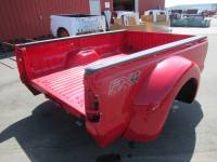 99-16 Ford F-250/F-350 Super Duty Truck Beds - Dually Bed - New 11-16 Ford F-350 Superduty 8ft Red Dually Long Bed ***** Fits 99-10 Ford F-350 Superduty 8ft Dually Long Bed ****