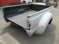 99-16 Ford F-250/F-350 Super Duty Truck Beds - Dually Bed - New 11-16 Ford F-350 Superduty 8ft Silver-Platinum Dually Long Bed ***** Fits 99-10 Ford F-350 Superduty 8ft Dually Long Bed ****