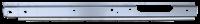 Rocker Panels - Chevy - Key Parts - 07-13 Chevy Silverado/GMC Sierra Extended Cab Rocker Reinforcement Panel, LH Drivers side