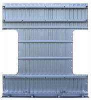 67-72 Chevy/GMC Short Fleet Custom Floor Assembly For Widened Tubs