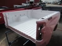 19-C Chevy Silverado 1500 - 5.8ft Short Bed - New 19-C Chevy Silverado White 5.8ft Short Truck Bed