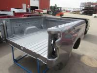 19-C Chevy Silverado 1500 - 6.5ft Short Bed - New 19-C Chevy Silverado 1500 Gray 6.5ft Short Truck Bed