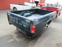 Dodge Truck Beds - 87-11 Dodge Dakota Beds - New 87-96 Dodge Dakota 8ft Long Green Truck Bed