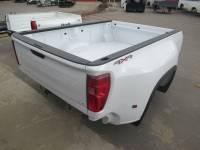 20-C Chevy Silverado HD - Dually Bed - New 20-C Chevy Silverado HD White Dually Truck Bed