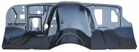 69-72 Chevy/GMC Pickup/Suburban Firewall, W/ AC