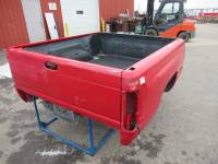 Used 94-01 Dodge Ram Red 6.5ft Short Bed