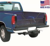 Tailgate - 5th Wheel Tailgate - 95-18 Dodge 1500/2500/3500 Stromberg Carlson Vented 100 Series 5th Wheel Tailgate