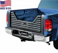 Tailgate - 5th Wheel Tailgate - 02-18 Dodge 1500/2500/3500 Stromberg Carlson Louvered 4000 Series 5th Wheel Tailgate